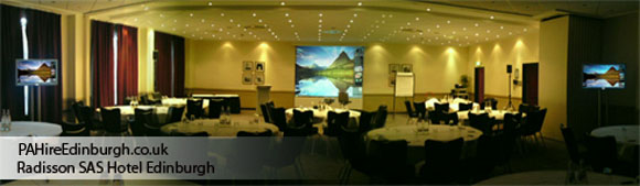 Hire PA for conference events in Edinburgh
