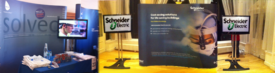 Hire PA for Exhibitions in edinburgh