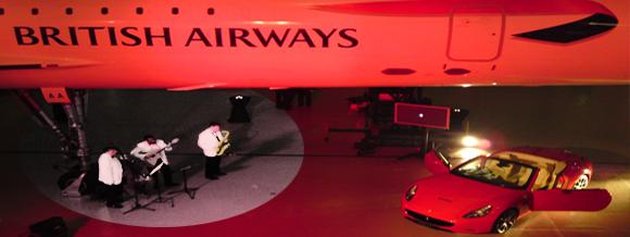 UK Launch of the Ferrari California