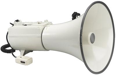 45w Megaphone edinburgh