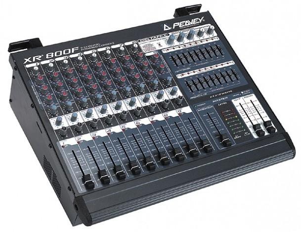 420w Mixer amp edinburgh