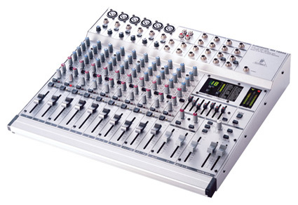 18Channel Live mixer edinburgh