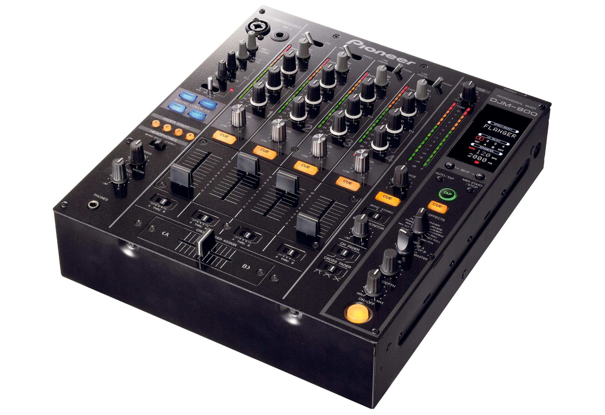 DJM800 edinburgh