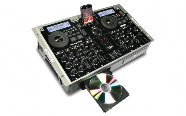 Dual CD + iPod Dock + Mixer edinburgh