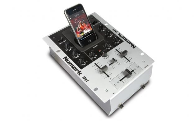 2ch iPod mixer edinburgh