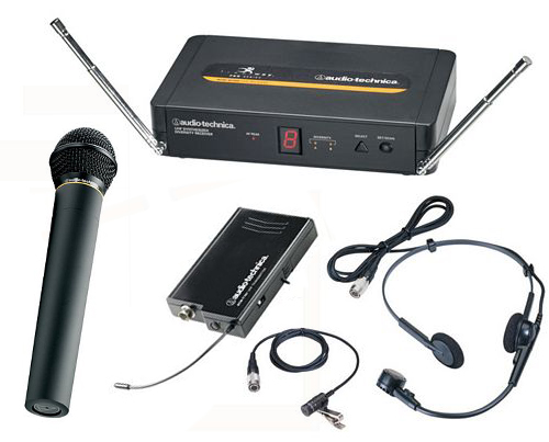 UHF Radio Mic System (Hand/Lapel/head) edinburgh